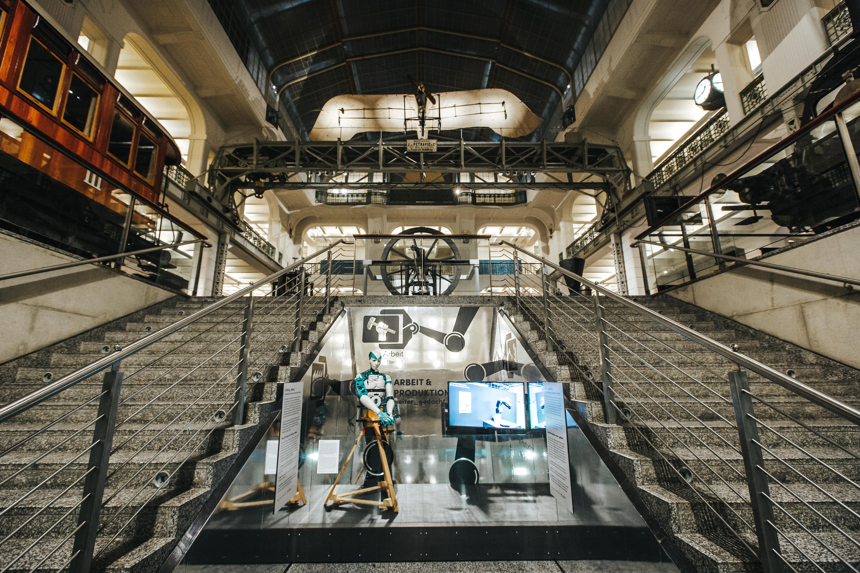 Technisches Museum Wien – Digital Life